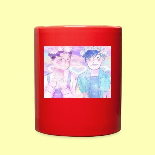 Pastel! Dan and Phil edit - Full Color Mug