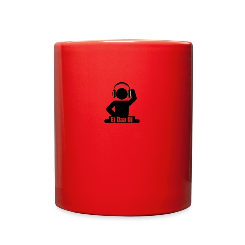 Ej Daa Dj - Full Color Mug