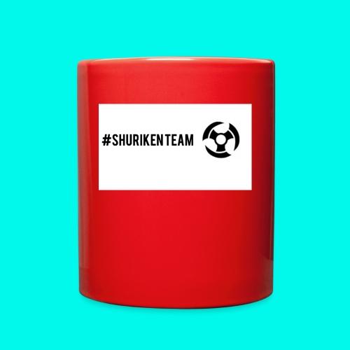 Shuriken Team - Full Color Mug