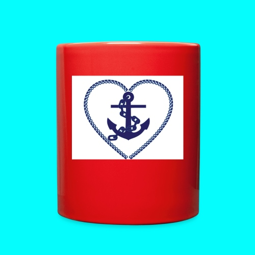 Forever Anchored - Full Color Mug