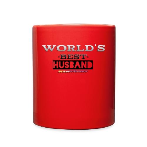 Word's Best Husband - Full Color Mug