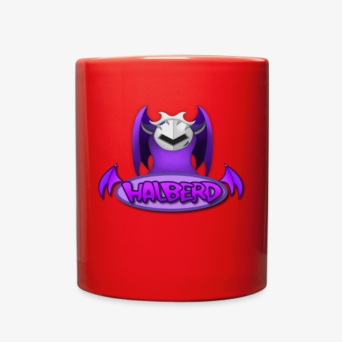 Halberd Logo - Full Color Mug