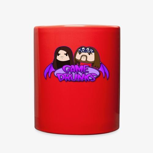 Game Drunks Logo - Full Color Mug