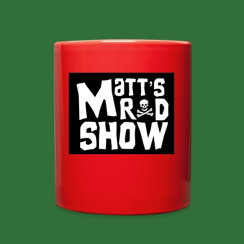 Pirate Episode Title Matt s Rad Show - Full Color Mug