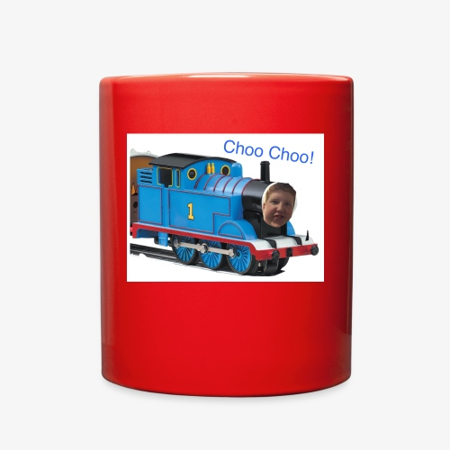 Matthew Choo Choo Thomas - Full Color Mug