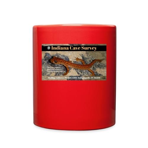 ICS Business Card General - Full Color Mug