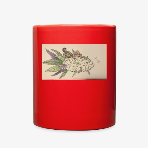 Rocket - Full Color Mug