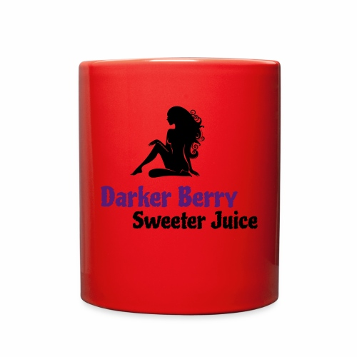 Darker Berry Sexy V - Full Color Mug