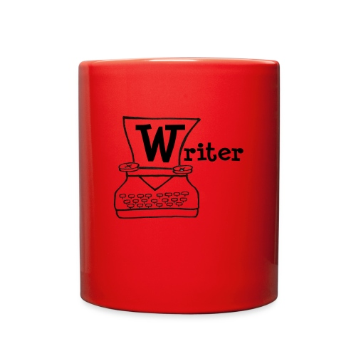 Writer Logo Black - Full Color Mug