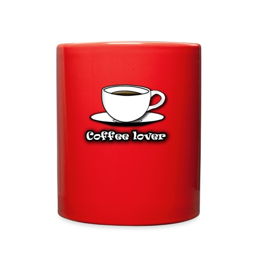 Coffee-lover-1 - Full Color Mug