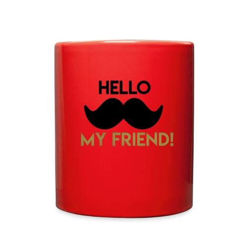 Hello my friend - Full Color Mug