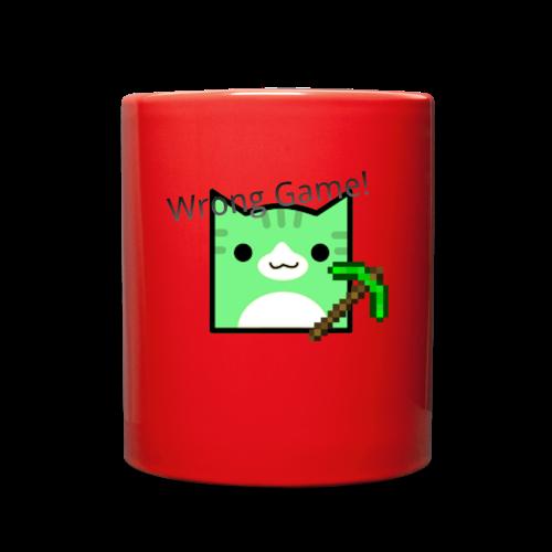 Wrong Game! - Full Color Mug