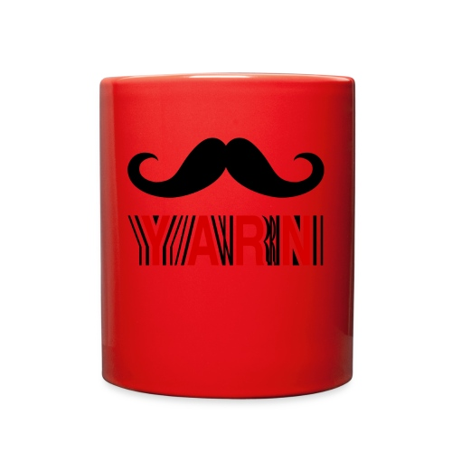 Moustache Yarn – Must Stash Yarn - Full Color Mug