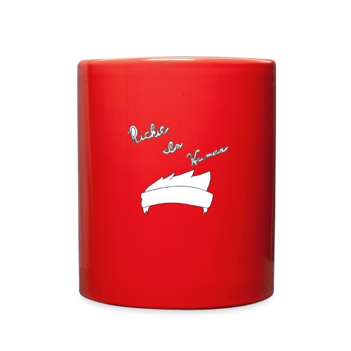 RichieIsHuman - Full Color Mug