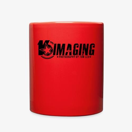 16 Horizontal Black - Full Color Mug