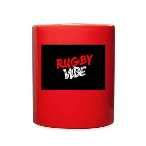 Rugby Vibe 1.0 - Full Color Mug