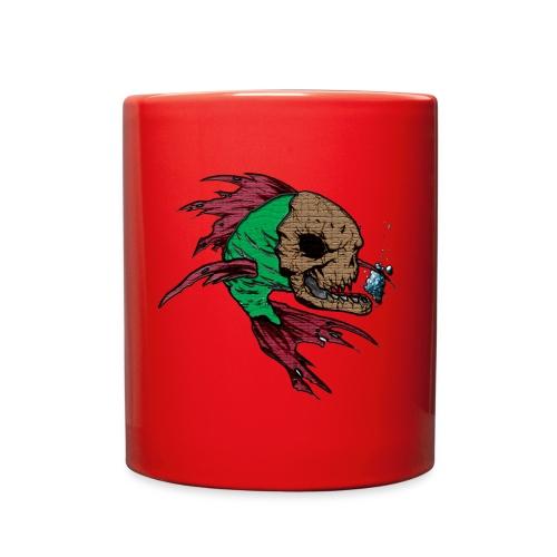 Piraña Hallowen - Full Color Mug