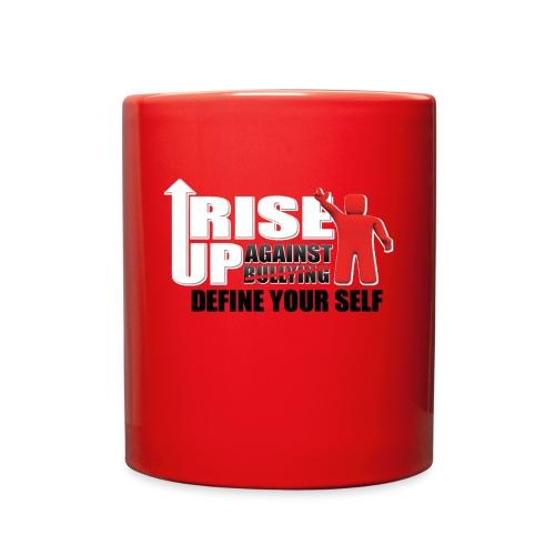 rise up logo - Full Color Mug