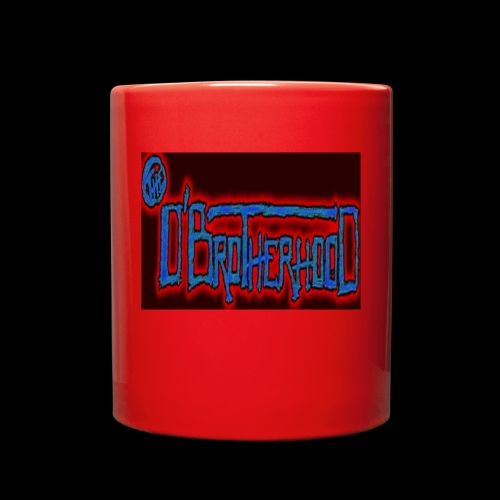 The D'BroTHerHooD Logo - Full Color Mug