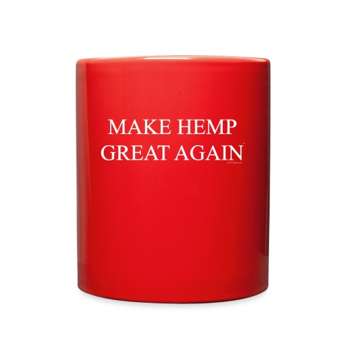 Make Hemp Great Again™ - Full Color Mug