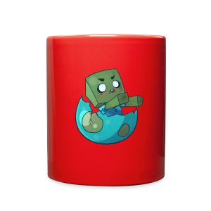 Cartoon Zombie - Full Color Mug