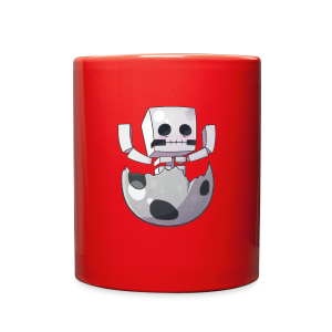 Cartoon Skeleton - Full Color Mug