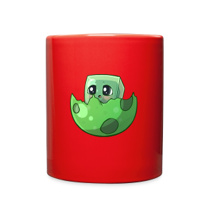 Cartoon Slime - Full Color Mug