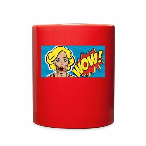 WOW - Full Color Mug