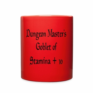 Dungeon Master - Full Color Mug