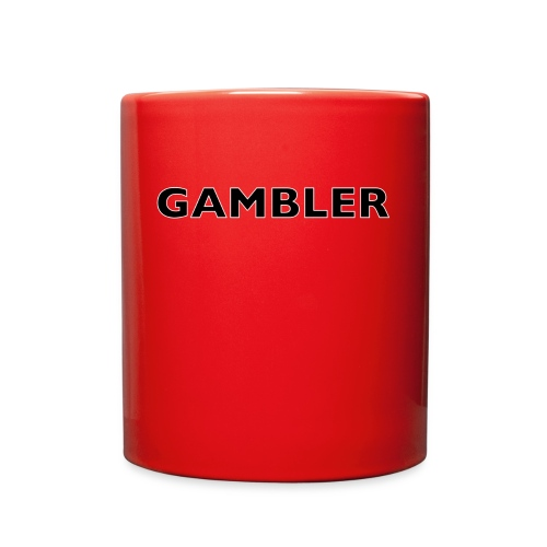 Gambler Gear - Full Color Mug