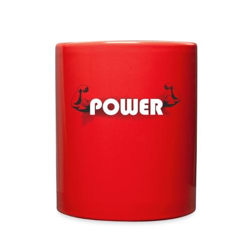 power - Full Color Mug