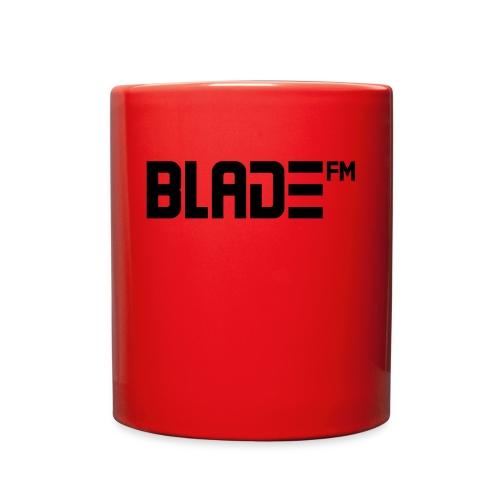 Black BladeFM Logo - Full Color Mug