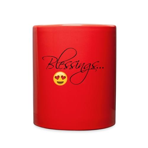 Blessings - Full Color Mug