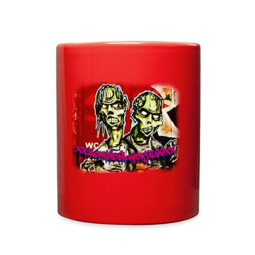 xxZombieSlayerJESSxx - Full Color Mug
