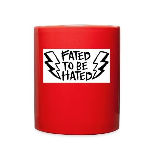 FAtED to be Hated - Full Color Mug