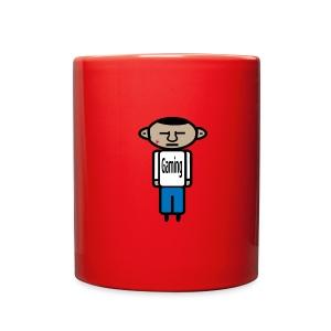 Grimm Assassin9 Lil man Gaming - Full Color Mug