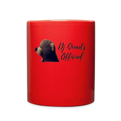 DjQuadsOfficial - Full Color Mug