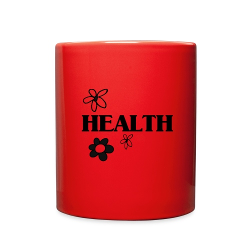 INTENTIONALLY INFUSED HEALTH - Full Color Mug