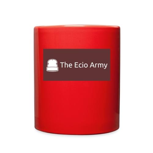 Limited Ecio Army t-shirt - Full Color Mug