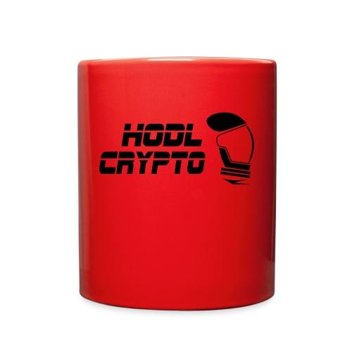 Hodl Crypto - Full Color Mug