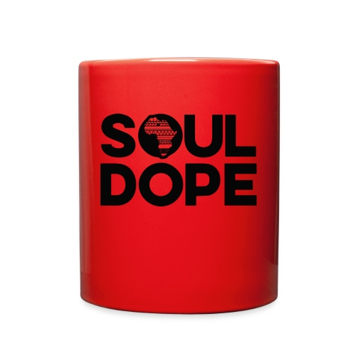 souldope Black Logo - Full Color Mug