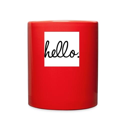 1197db77d01bb6c8c33eef99d64fc7d7 text quotes word - Full Color Mug