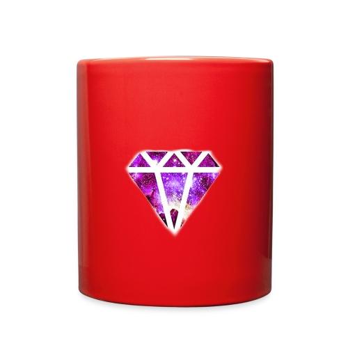 Purple diamond - Full Color Mug