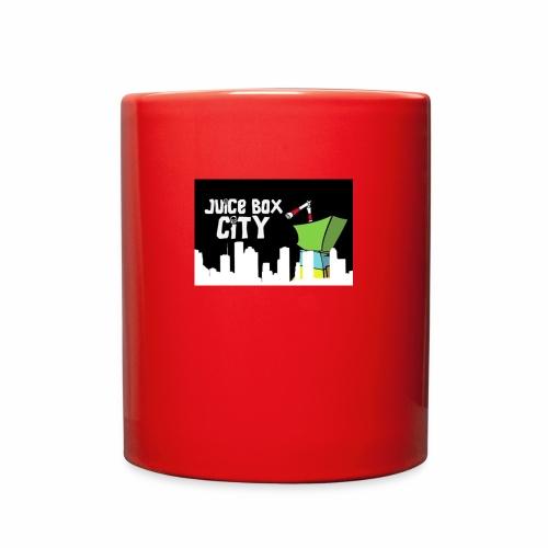 Juice Box City - Cityscape - Full Color Mug