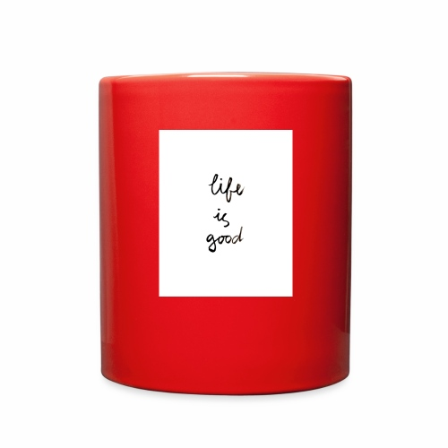 Life - Full Color Mug
