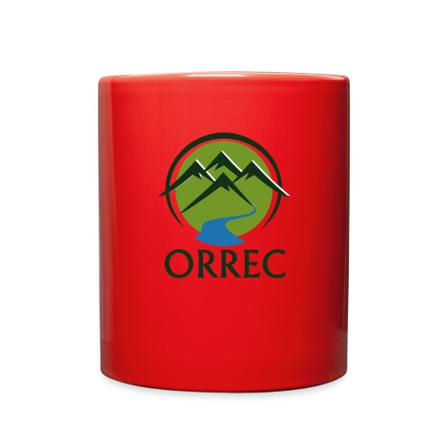 The ORREC LOGO - Full Color Mug