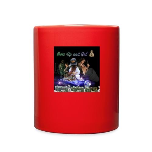 Hennessyhd Bossup - Full Color Mug