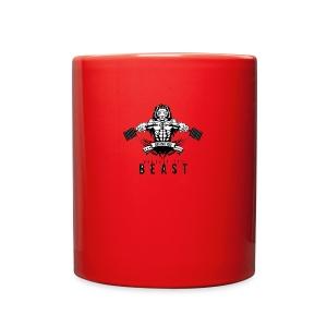 Unleash The Beast - True Definition - Full Color Mug