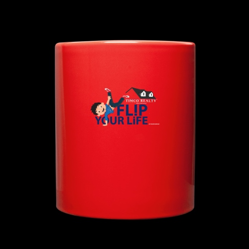 FLIPYOURLIFE LINE - Full Color Mug