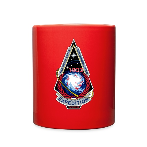 Dead Ends Circumnavigation Expedition Logo - Full Color Mug